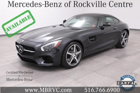2017 Mercedes-Benz AMG GT for sale in Rockville Centre, NY