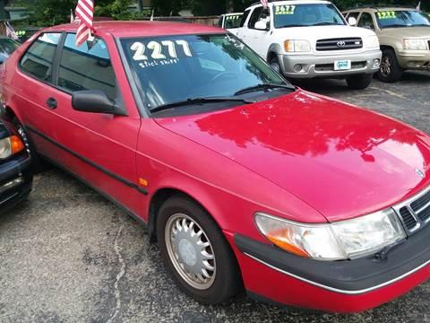 1995 Saab 900 for sale in Cincinnati, OH