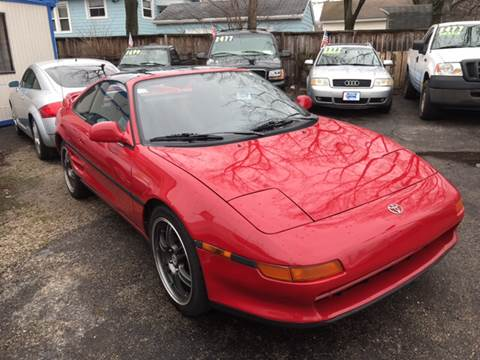 1991 Toyota MR2 For Sale in Fargo, ND - Carsforsale.com