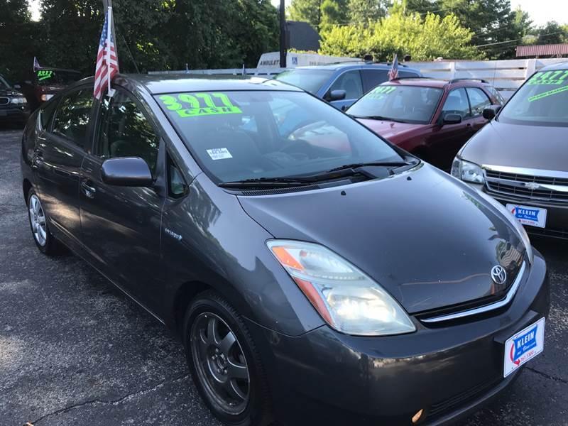 2007 Toyota Prius For Sale At Klein On Vine In Cincinnati OH