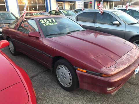 1986 Toyota Supra For Sale in Georgia - Carsforsale.com®