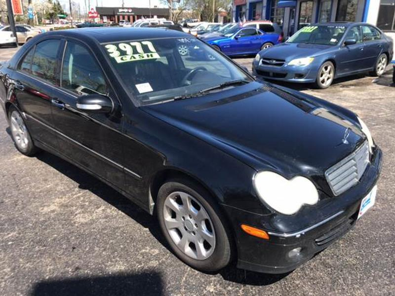 2005 Mercedes Benz C Class For Sale At Klein On Vine In Cincinnati OH