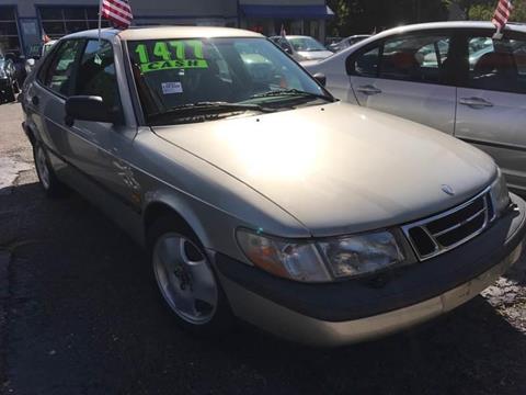 1997 Saab 900 SE Turbo