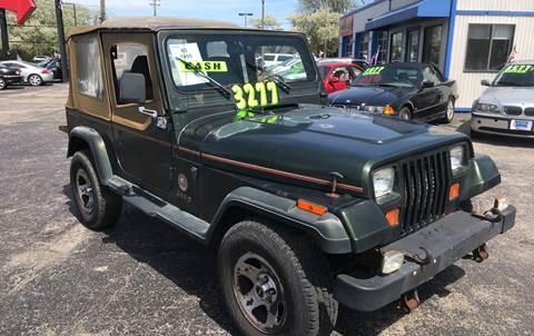 1995 Jeep Wrangler for sale in Cincinnati, OH
