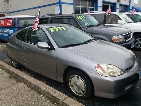 2000 Honda Insight for sale in Cincinnati, OH
