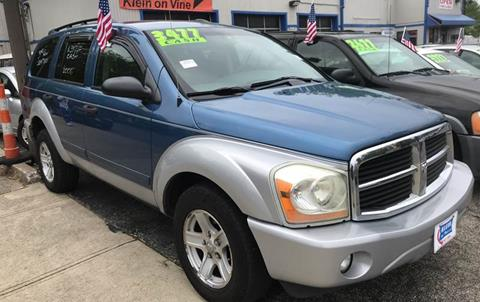 2005 Dodge Durango for sale at Klein on Vine in Cincinnati OH