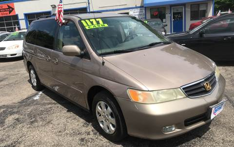 2003 Honda Odyssey for sale at Klein on Vine in Cincinnati OH