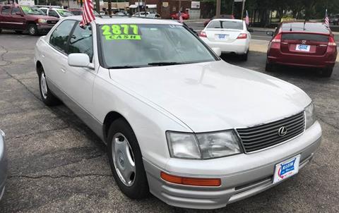 1997 Lexus LS 400 for sale at Klein on Vine in Cincinnati OH