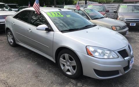 2010 Pontiac G6 for sale at Klein on Vine in Cincinnati OH