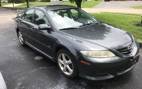 2005 Mazda MAZDA6 for sale at Klein on Vine in Cincinnati OH