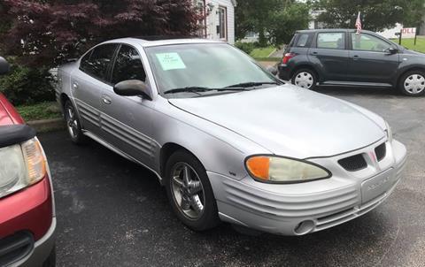 2002 Pontiac Grand Am for sale in Cincinnati, OH