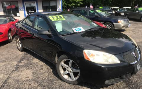 2007 Pontiac G6 for sale at Klein on Vine in Cincinnati OH