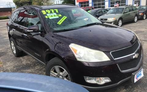 2009 Chevrolet Traverse for sale at Klein on Vine in Cincinnati OH