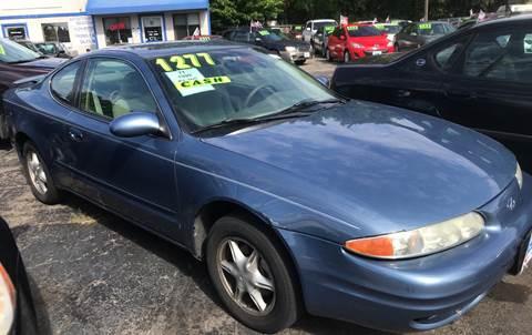 1999 Oldsmobile Alero for sale at Klein on Vine in Cincinnati OH