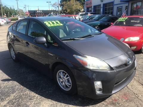 2010 Toyota Prius for sale at Klein on Vine in Cincinnati OH