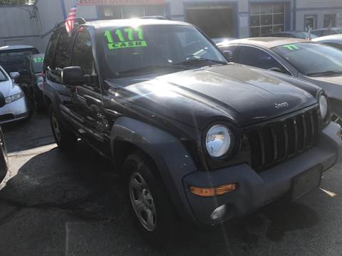 2003 Jeep Liberty for sale at Klein on Vine in Cincinnati OH