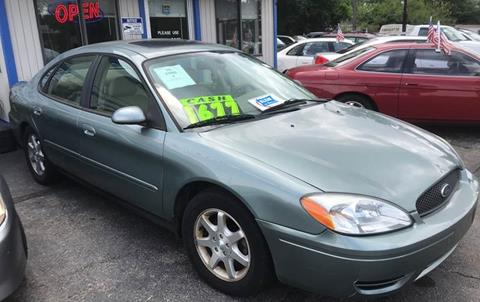 2006 Ford Taurus for sale at Klein on Vine in Cincinnati OH
