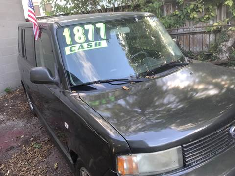 2005 Scion xB for sale at Klein on Vine in Cincinnati OH