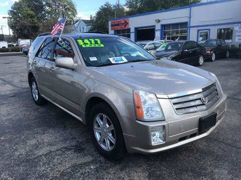 2005 Cadillac SRX for sale at Klein on Vine in Cincinnati OH