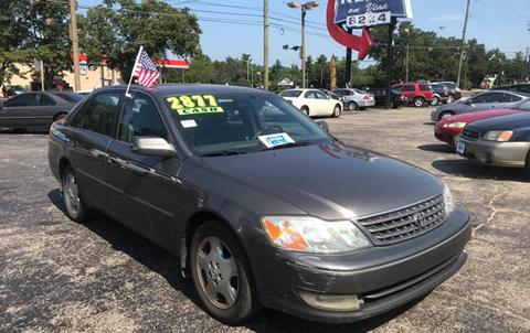 2004 Toyota Avalon for sale at Klein on Vine in Cincinnati OH