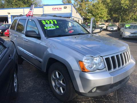 2010 Jeep Grand Cherokee for sale at Klein on Vine in Cincinnati OH