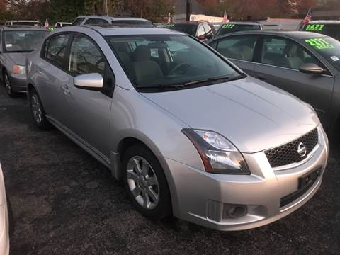 2012 Nissan Sentra for sale at Klein on Vine in Cincinnati OH