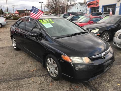 2008 Honda Civic for sale at Klein on Vine in Cincinnati OH