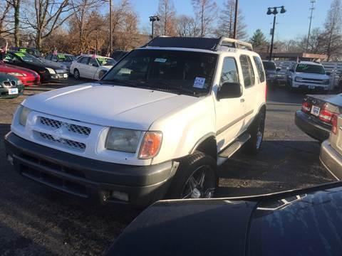 2001 Nissan Xterra for sale at Klein on Vine in Cincinnati OH