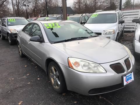 2006 Pontiac G6 for sale at Klein on Vine in Cincinnati OH