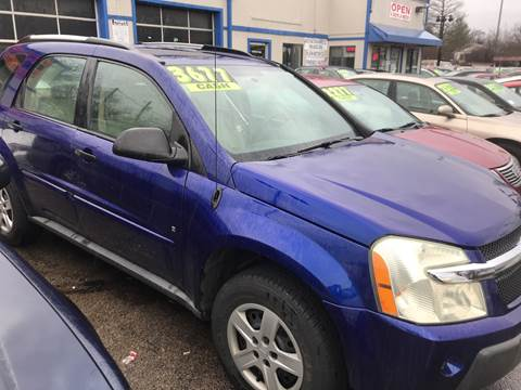 2006 Chevrolet Equinox for sale at Klein on Vine in Cincinnati OH