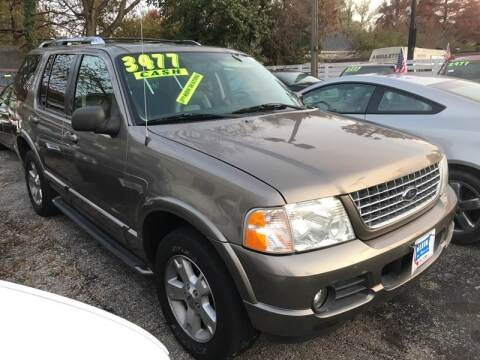 2003 Ford Explorer for sale at Klein on Vine in Cincinnati OH