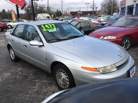 2002 Saturn L-Series for sale at Klein on Vine in Cincinnati OH