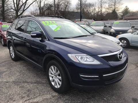 2007 Mazda CX-9 for sale at Klein on Vine in Cincinnati OH