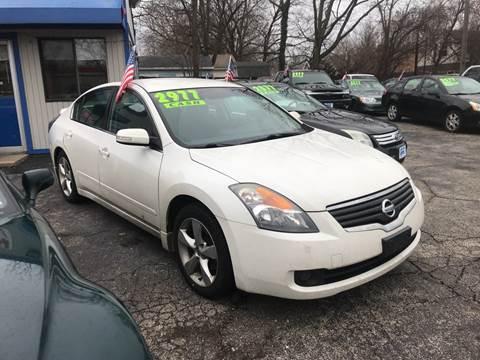 2007 Nissan Altima for sale at Klein on Vine in Cincinnati OH