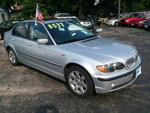2004 BMW 3 Series 325xi for sale at Klein on Vine in Cincinnati OH