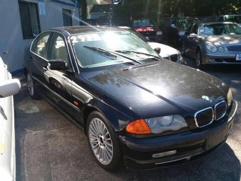 2001 BMW 3 Series 330i for sale at Klein on Vine in Cincinnati OH