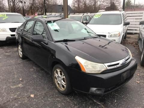 2009 Ford Focus for sale at Klein on Vine in Cincinnati OH