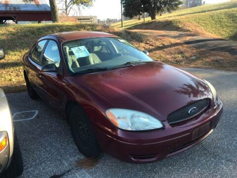 2005 Ford Taurus for sale at Klein on Vine in Cincinnati OH