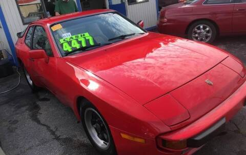 1984 Porsche 944 for sale at Klein on Vine in Cincinnati OH