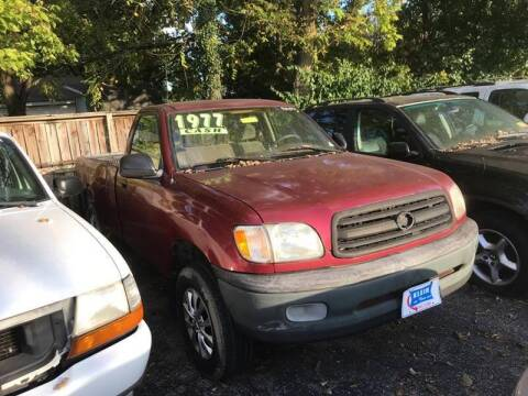 2001 Toyota Tundra for sale at Klein on Vine in Cincinnati OH