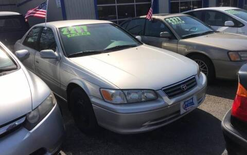 2001 Toyota Camry LE for sale at Klein on Vine in Cincinnati OH