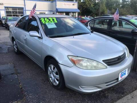 2003 Toyota Camry for sale at Klein on Vine in Cincinnati OH