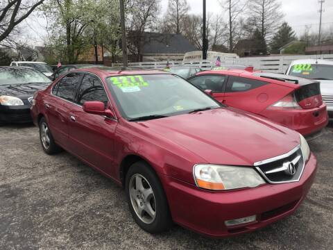 2003 Acura TL for sale at Klein on Vine in Cincinnati OH