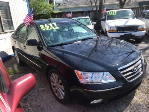 2009 Hyundai Sonata for sale at Klein on Vine in Cincinnati OH