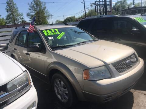2005 Ford Freestyle for sale at Klein on Vine in Cincinnati OH