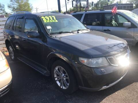 2007 Saab 9-7X for sale at Klein on Vine in Cincinnati OH