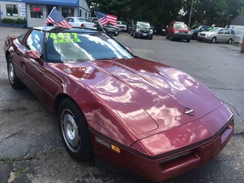 1986 Chevrolet Corvette for sale at Klein on Vine in Cincinnati OH