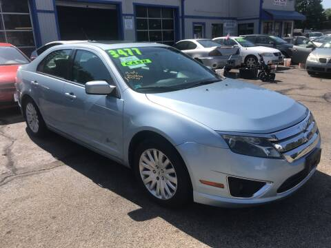 2010 Ford Fusion Hybrid for sale at Klein on Vine in Cincinnati OH