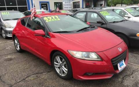 2011 Honda CR-Z for sale at Klein on Vine in Cincinnati OH