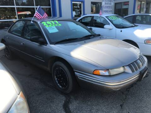 1996 Chrysler Concorde for sale at Klein on Vine in Cincinnati OH